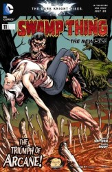 DC - Swamp Thing (New 52) # 11