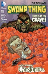 DC - Swamp Thing (New 52) # 23