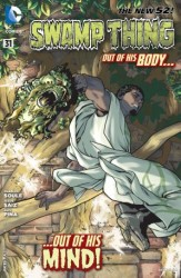 DC - Swamp Thing (New 52) # 31