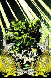 DC - Swamp Thing (New 52) Vol 1 Raise Them Bones TPB