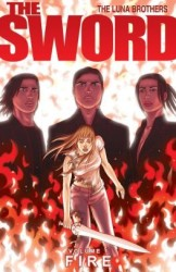 Image - Sword Vol 1 Fire TPB