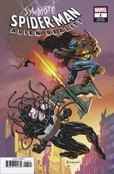 Marvel - Symbiote Spider-Man Alien Reality # 1 1:25 Saviuk Variant