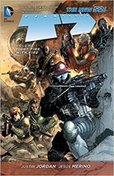 DC - Team 7 Vol 1 Fight Fire With Fire (N52) TPB