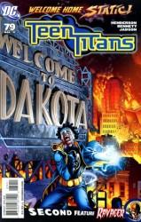 DC - Teen Titans (2003) # 79