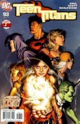 DC - Teen Titans (2003) # 93
