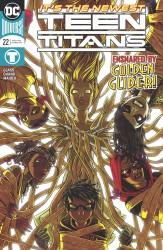 DC - Teen Titans # 22