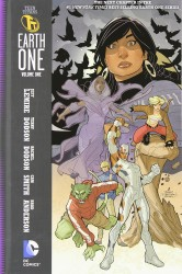 DC - Teen Titans Earth One Vol 1 HC