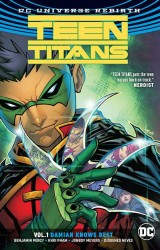 DC - Teen Titans (Rebirth) Vol 1 Damian Knows Best