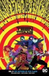 DC - Teen Titans (Rebirth) Vol 3 The Return Of Kid Flash