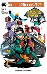 DC - Teen Titans Vol 1 Full Throttle TPB