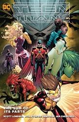 DC - Teen Titans Vol 3 The Sum of It's Parts TPB