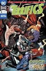 DC - Terrifics # 6