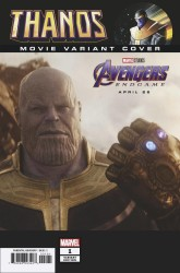 Marvel - Thanos (2019) # 1 Movie Variant