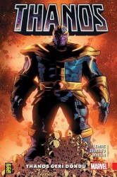 Gerekli Şeyler - Thanos Cilt 1 Thanos Geri Döndü