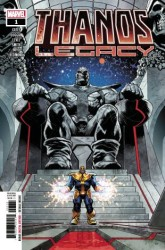 Marvel - Thanos Legacy # 1