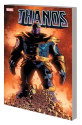 Marvel - Thanos Vol 1 Thanos Returns TPB