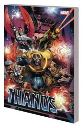 Marvel - Thanos Vol 2 The God Quarry TPB