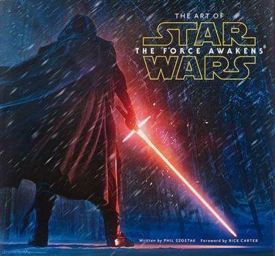 Art of Star Wars The Force Awakens HC
