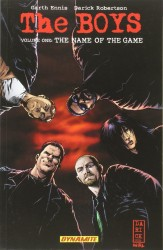 Dynamite - Boys Vol 1 The Name of the Game TPB