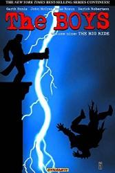Dynamite - Boys Vol 9 the Big Ride TPB Darick Robertson İmzalı