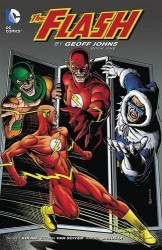 DC - Flash By Geoff Johns Book One TPB