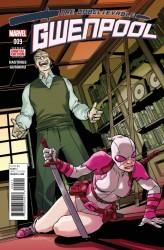 Marvel - Gwenpool # 9