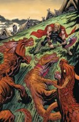 Marvel - Thor (2018) # 1 1:10 Harren Connecting Hammer Variant