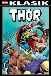 Büyülü Çizgi Roman - Thor Klasik Cilt 3