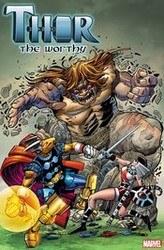 Marvel - Thor The Worthy # 1 Simonson Variant