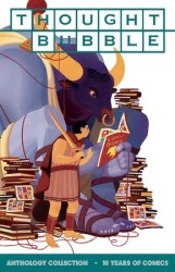 Image - Thought Bubble Anthology Collection 10 Years Of Comics TPB