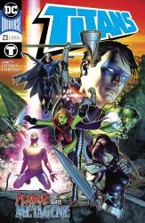 DC - Titans # 23