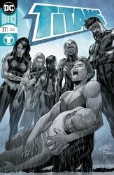 DC - Titans # 27 Foil