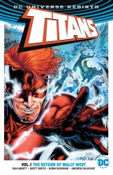 DC - Titans (Rebirth) Vol 1 The Return Of Wally West TPB