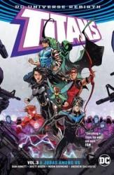 DC - Titans (Rebirth) Vol 3 A Judas Among Us TPB