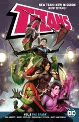 DC - Titans (Rebirth) Vol 5 The Spark TPB