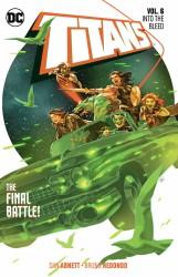 DC - Titans (Rebirth) Vol 6 Into The Bleed TPB