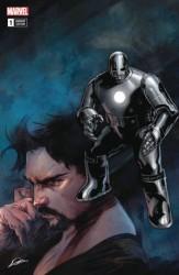 Marvel - Tony Stark Iron Man # 1 Prototype Armor Variant