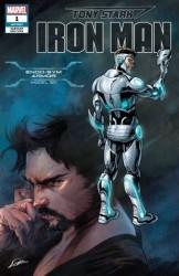 Marvel - Tony Stark Iron Man # 1 Endo-Sym Armor Variant