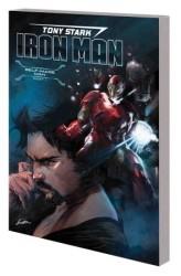 Marvel - Tony Stark Iron Man Vol 1 Self Made Man TPB