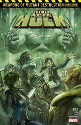 Marvel - Totally Awesome Hulk #22