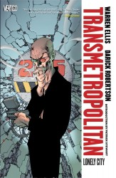 Vertigo - Transmetropolitan Vol 5 Lonely City TPB