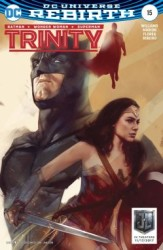 DC - Trinity # 15 Justice League Variant