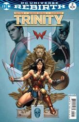 DC - Trinity #2 Variant
