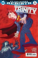DC - Trinity #6 Variant