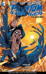 DC - Trinity of Sin The Phantom Stranger # 19