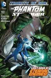 DC - Trinity of Sin The Phantom Stranger # 20
