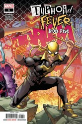 Marvel - Typhoid Fever Iron Fist # 1