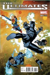Marvel - Ultimates # 3 1:25 Sprouse Variant