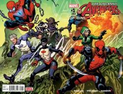 Marvel - Uncanny Avengers # 1