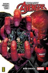 Gerekli Şeyler - Uncanny Avengers Birlik 4 Red Skull